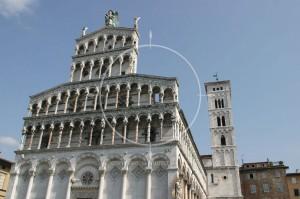 Toskania Lucca