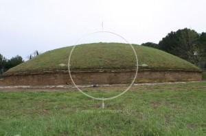 Nekropolia Etruska - Populonia - Toskania