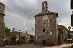Sovana  Toskania