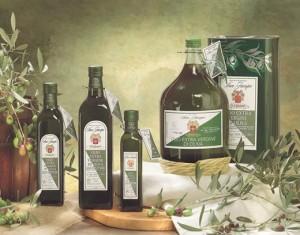 oliva extra vergine z Toskanii